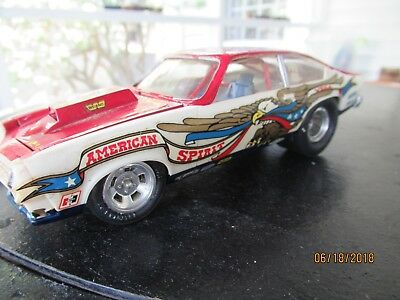 Built Car Model 1:25 Scale  American Spirit VEGA Pro Stock  #RM39