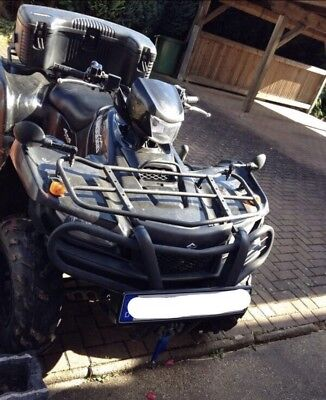 Quad ATV Suzuki King Quad 700