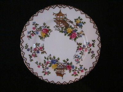 Aynsley PAGODA Scalloped - Bread and Butter Plate