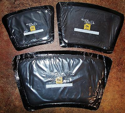 3 BLACKJACK 1-Med 1-Lrg 1-XLrg OFF-ROAD AG SIDEWALL TIRE REPAIR BOOT PATCHES