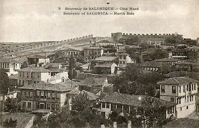 Souvenir of Selonica,The North Side.SEE SCANS