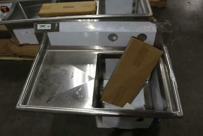Lot of 2 Regency  1 Compartment Sink and 3 Compartment Sink