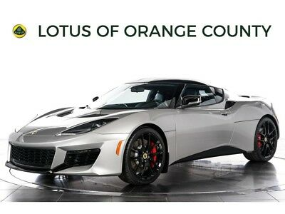 """Evora 400 """"NEW FROM FACTORY"""" 2017 Lotus Evora 400 - NEW FROM FACTORY, BLACK PACK, LEATHER PACK"""
