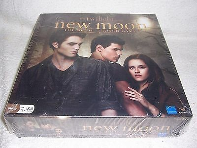 The Twilight Saga New Moon Adultboard Game By Cardinal-Factory Sealed!
