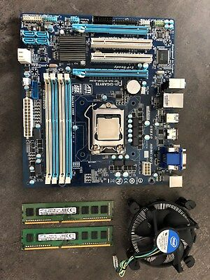 PC Hardwarebundle Gigabyte Mainboard Sockel 1155 Intel Core I5-3330  8GB RAM
