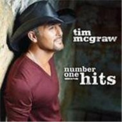 Mcgraw Tim-Number One Hits  (UK IMPORT)  CD NEW