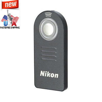 For NIKON ML-L3 Wireless Remote Control Shutter Release D5300 D7000 D90