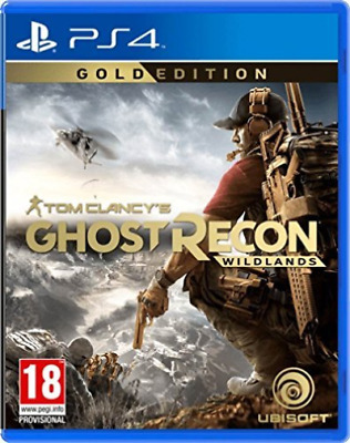 Ps4-Tom Clancy`S Ghost Recon: Wildlands - Gold Edition (Ps (UK IMPORT)  GAME NEW