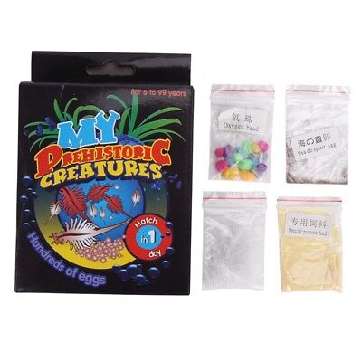 Kids Science and Nature Toy Live Sea Monkeys Instant Life Kit Developmental Toys