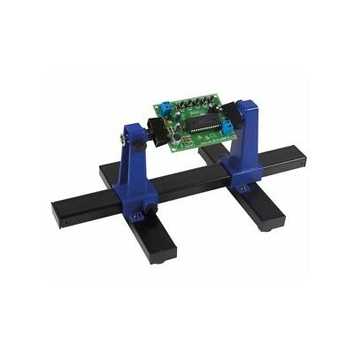 Quality PCB Holder / Clamp - Holds Circuit Board when Soldering 360° Adjustment.