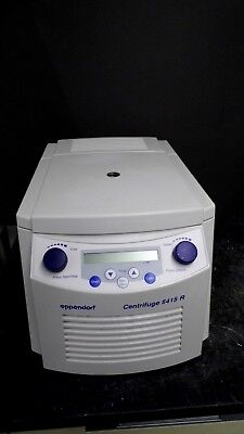 Eppendorf Refrigerated Bench Top Centrifuge 5415R