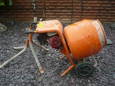 Belle 150 Cement Mixer Honda Gx 120 With Stand A Great Mixer