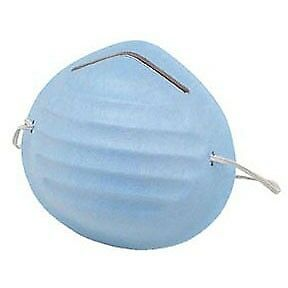 600 Pcs Disposable Surgical Mask 3M Dust Medical Safety Molded