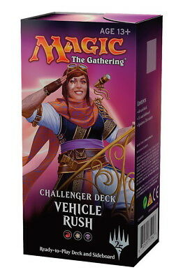 MTG - Magic: the Gathering Challenger Deck : Vehicle Rush :: New & Sealed ::