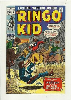 The Ringo Kid # 9 Fine/Very Fine Condition!!!  Starts at only $1!!