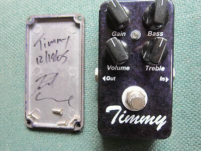 Paul Cochrane Timmy ~ First version, Handwired by Paul ~ Great Tone with Any Amp