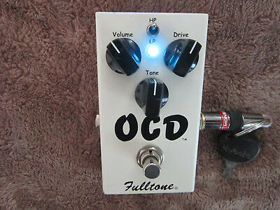 Fulltone OCD V2 (The One) ~ 2006 Original ~ Rico, Gooped, Best of the Oldies