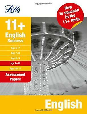 Letts Success Assessment Papers - English 9-10 Years by VARIOUS | Paperback Book