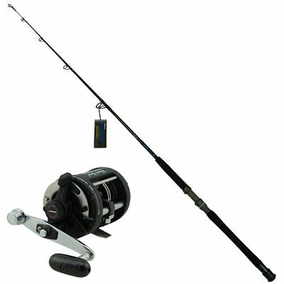 Shimano Charter Special with Ugly Stick 6 foot 6 Inch Fishing Rod
