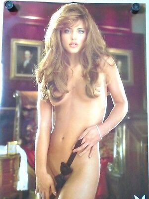 Miss March - Nicole / Orig. Playboy Poster #3494 / Exc. new cond.- 22 x 34""