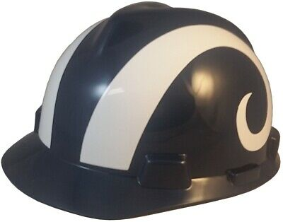 MLB TEAM LOS Angeles Dodgers Hard Hat with Ratchet