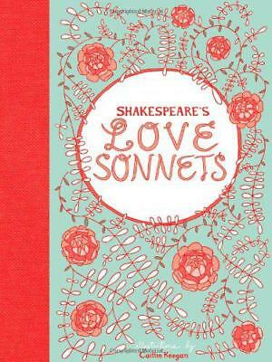 Shakespeare¿s Love Sonnets hc by Keegan | Hardcover Book | 9780811879088 | NEW