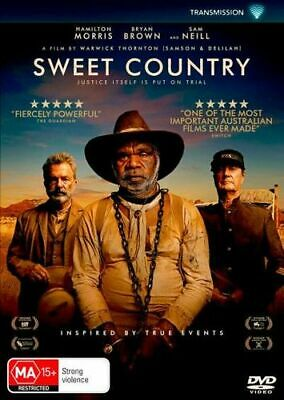 NEW Sweet Country DVD Free Shipping