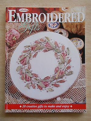 Embroidered Gifts~20 Projects~Craftworld Books~96pp P/B~2001
