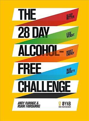 28 Day Alcohol-free Challenge: Sleep Better, Lose Weight, Boost Energy, Beat Anx