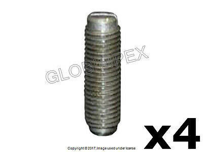 PORSCHE VOLKSWAGEN (1970-1991) Valve Adjusting Screw (10 mm) 4 JP GROUP DANSK