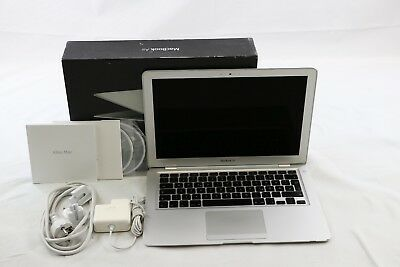 "Apple MacBook Air 13,3"" 1,6 GHz 2 GB RAM - TEILDEFEKT #195"