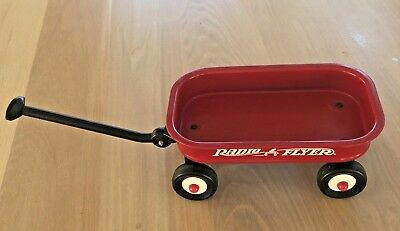 Lovely 'Radio Flyer' Little Red Toy Wagon  FOR 3+ YEARS