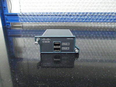 Cisco C2960S-STACK  Hot-Swappable Stacking Module For 2960S Series Switches
