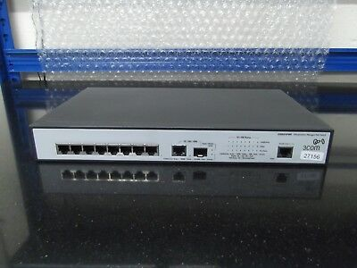 3Com® OfficeConnect. Managed 8 Port  PoE Switch 3CRDSF9PWR Inc. Brackets