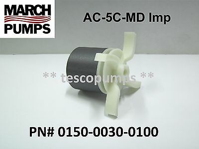 March 0150-0030-0100 Impeller for AC-5C-MD & LC-5C-MD