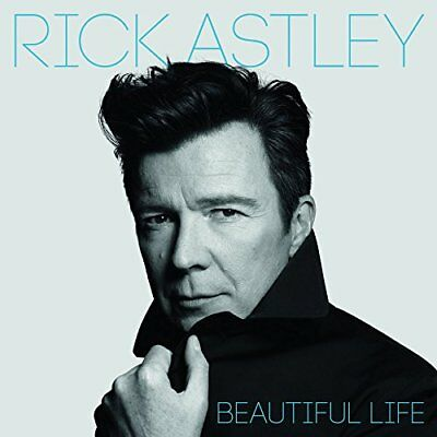 RICK ASTLEY BEAUTIFUL LIFE CD  (Released 13th July 2018)