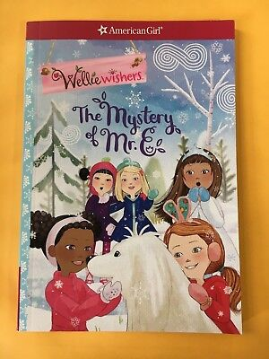 The Mystery of Mr. E by Valerie Tripp (2017, Paperback)