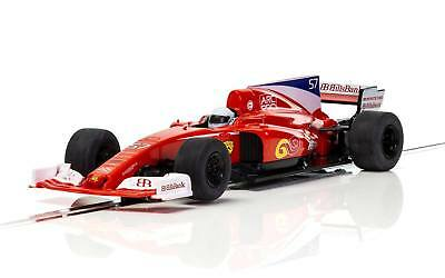 Scalextric C3958 Red #57 DPR Stallion F1 Car 1/32 Slot Car