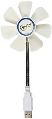 ARCTIC Breeze Mobile, USB-Powered 92mm Portable Fan, Portable Cooling Solution,