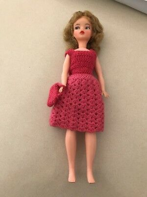 Vintage Reliable Tammy Doll Made In Canada