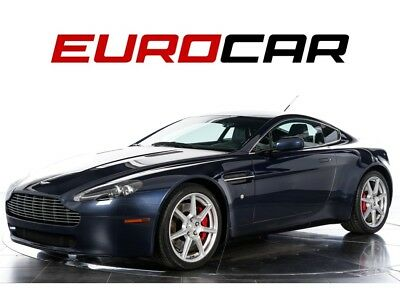 Vantage V8 2007 Aston Martin Vantage V8 - RARE 6 SPEED MANUAL TRANSMISSION, PRISTINE