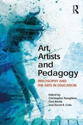 Art, Artists And Pedagogy  (UK IMPORT)  BOOK NEW