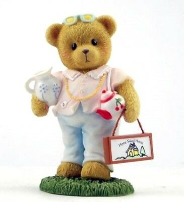 "Cherished Teddies ""forgotten Keepsakes"" Amy #4033957 Teapot New *  Free Shipping"