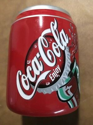 Coca Cola Salt And Pepper Shakers New