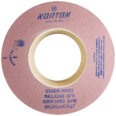 Norton 07660788248 Surface Grinding Wheels Size 6 x 3//4 x 1 Price is for 1 EA