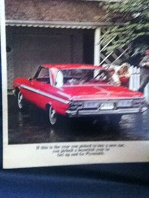 1964 Plymouth Belvedere And Fury Color Brochure Catalog Prospekt