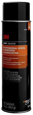 3M 03584 Professional Grade Rubberized Undercoating - 16 oz. / 6 Can