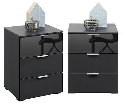 nachttische nachtkonsolen m bel m bel wohnen picclick de. Black Bedroom Furniture Sets. Home Design Ideas