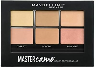 Maybelline Master Camo Color Correcting Concealer Kit Medium 02