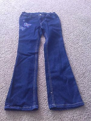 In Quality Sonoma Lifestyle Jeans~corduroy~pink~adjustable Waist~girls Size 4t Excellent